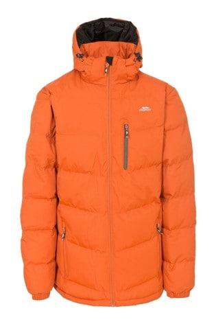 Trespass Orange Blustery Male Padded Jacket