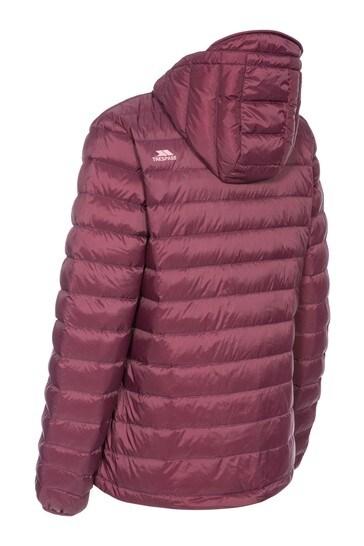 Trespass Brown Arabel Female Down Jacket