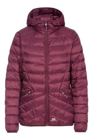 Trespass Brown Alyssa Female Casual Jacket