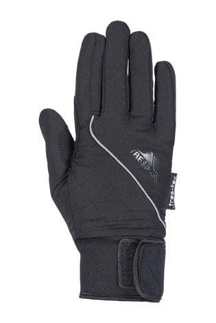 Trespass Black Whiprey Female Gloves