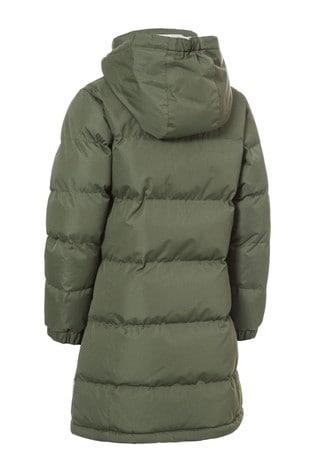 Trespass Green Tiffy Female Jacket