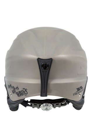 Trespass Silver Skyhigh Snow Helmet