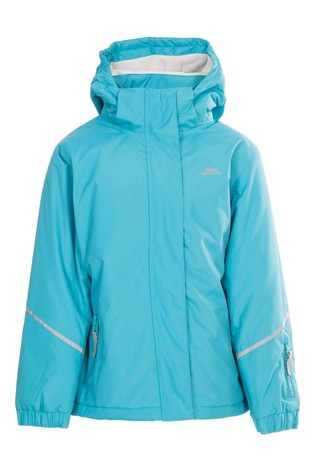 Trespass Blue Marilou Female Rain Jacket