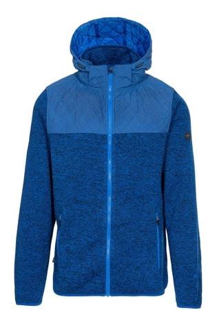 Trespass Blue Fairleystead Male Fleece