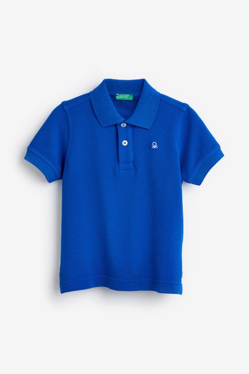 Benetton Logo Polo Shirt