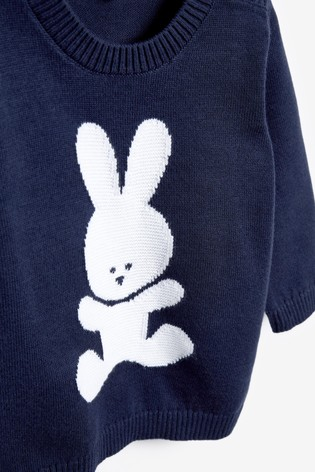 Benetton Bunny Jumper