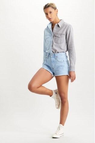 Levi's® 501®  Light Wash Shorts