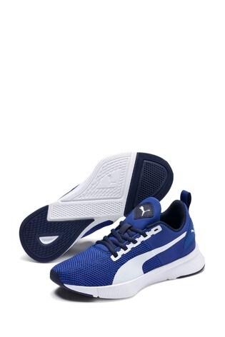 Puma® Junior Blue Flyer Runner Trainers