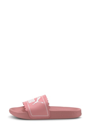 Puma® Pink Leadcat Sliders