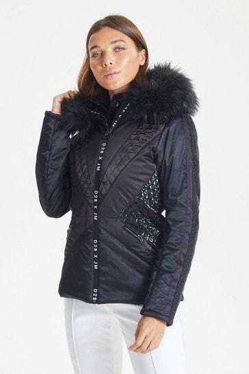 Dare 2b Black Julien Macdonald Resplendent Ski Jacket