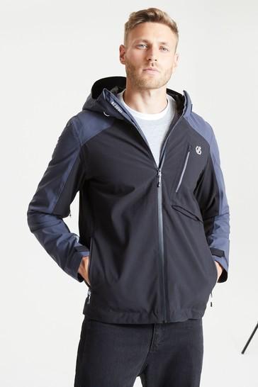 Dare 2b Black Diluent III Waterproof Jacket