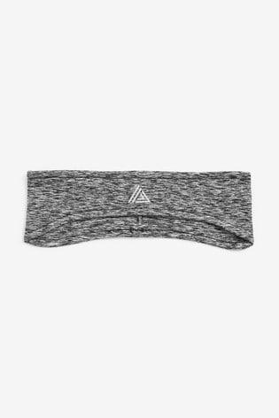 Grey Running Headband