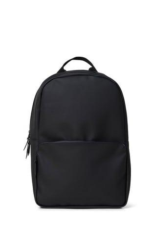 Rains Black Field Bag