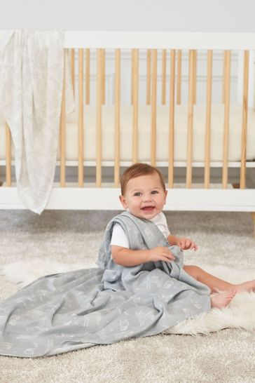 Aden + Anais Essentials Silky Soft 2 Pack Swaddle Blanket Woodsy