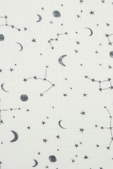 Aden + Anais Essentials Silky Soft 2 Pack Swaddle Blanket Cosmic Galaxy
