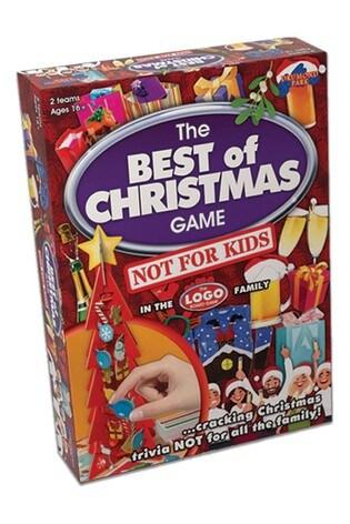 LOGO Best Of Christmas NOT FOR KIDS