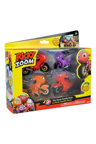 The Zoom Family Pack