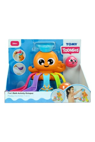 Toomies 7-In-1 Bath Activity Octopus