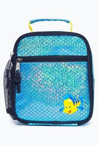 Hype. Disney™ Flounder Blue Scale Lunch Bag