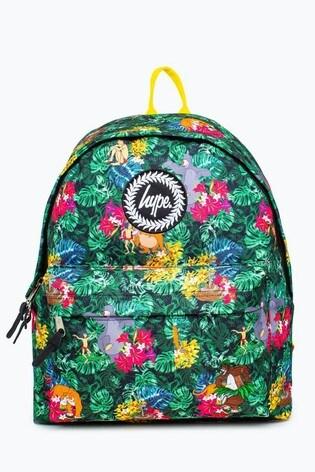 Hype. Disney™ Green Jungle Book Backpack