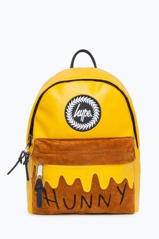 Hype. Disney™ Pooh Hunny Yellow Mini Backpack