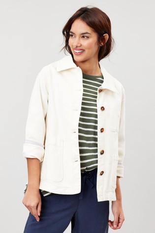 Joules Alice Cotton Jacket