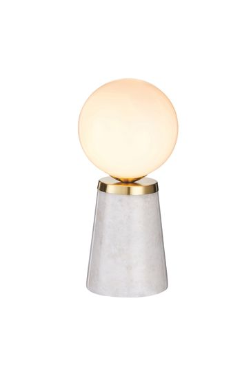 Gallery Direct Motto Marble Table Lamp