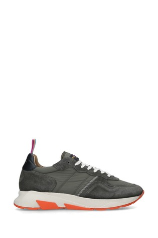 Kurt Geiger London Green Colt Trainers