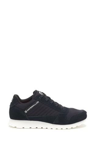 CAT Lifestyle Black Code Ventura Lace Shoes