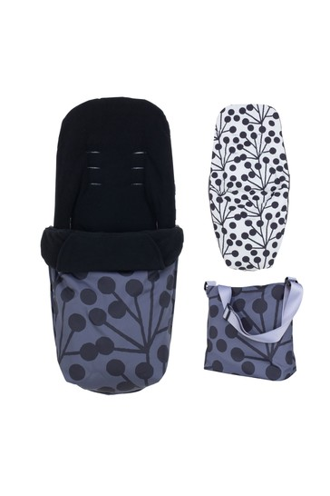 Cosatto Giggle Pushchair Footmuff and Changing Back Pack Lunaria