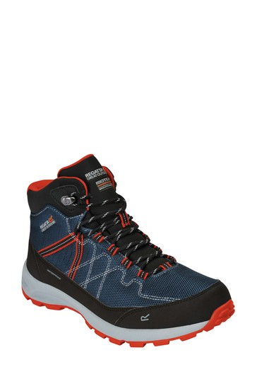 Regatta Blue Samaris Lite Waterproof Walking Boots