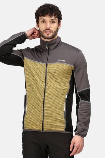 Regatta Yellow Yare III Softshell Jacket