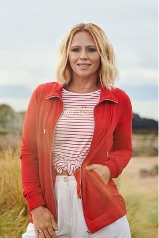 Kimberley Walsh Edlyn Full Zip Fleece