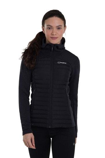 Berghaus Black Nula Hybrid Jacket