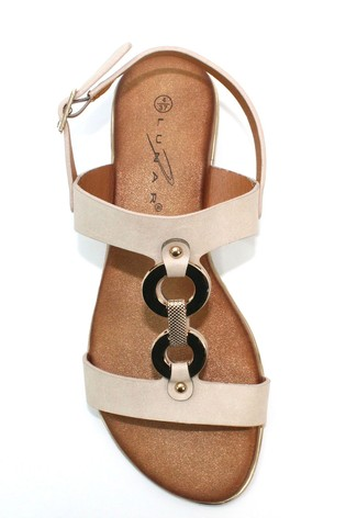 Lunar Beige Maldives Fashion Sandals