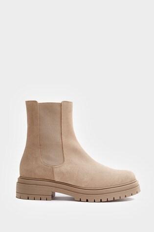 Mint Velvet Joey Camel Chelsea Boots