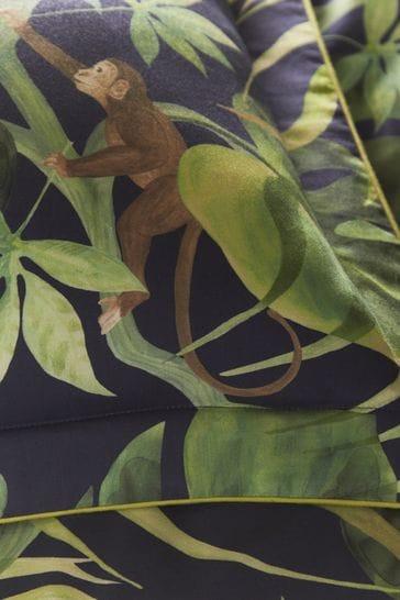 Clarke & Clarke Monkey Business Duvet Cover and Pillowcase Set