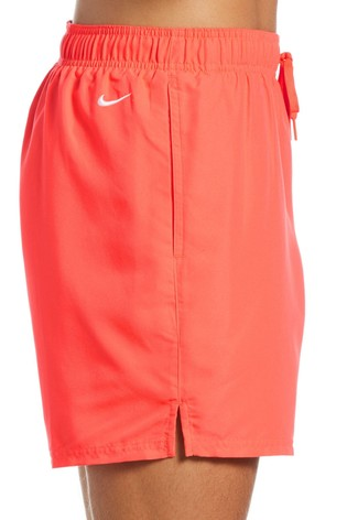 "Nike Logo Lap 5"" Volley Swim Shorts"