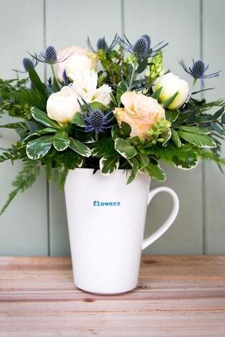 Keith Brymer Jones Flowers Jug