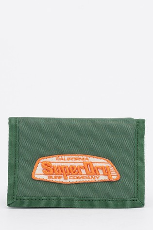 Superdry Cali Velcro Wallet