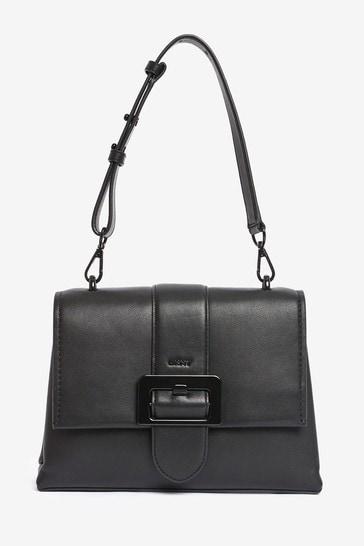 DKNY Blake Leather Shoulder Bag