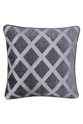 Riva Paoletti Grey Hermes Cushion