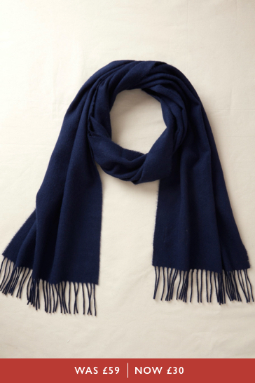 Hamilton Wool Scarf