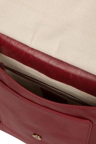 Conkca Sasha Leather Cross-Body Bag