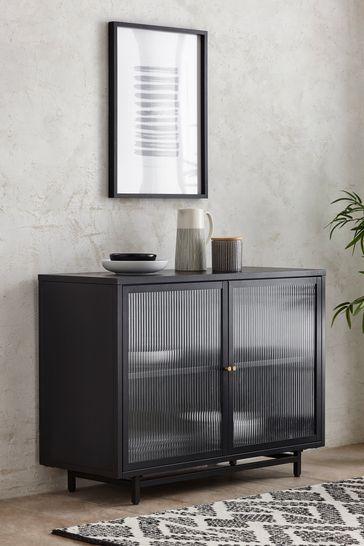 Metal Glazed Display Cabinet