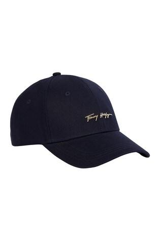 Tommy Hilfiger Blue Signature Cap