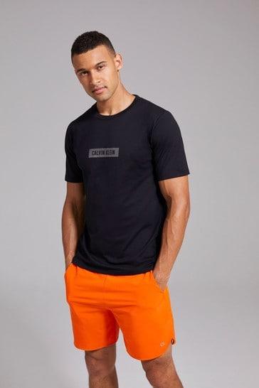 Calvin Klein Black Short Sleeve T-Shirt