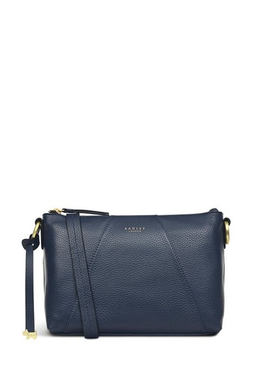 Radley London Wood Street Medium Zip Top Cross-Body Bag
