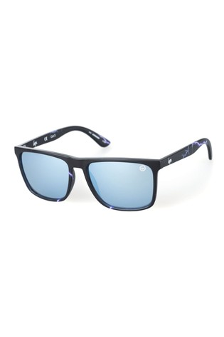 Hype. Weekend Square Frame Sunglasses