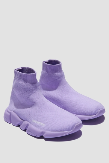 Girls Purple Speed Trainers